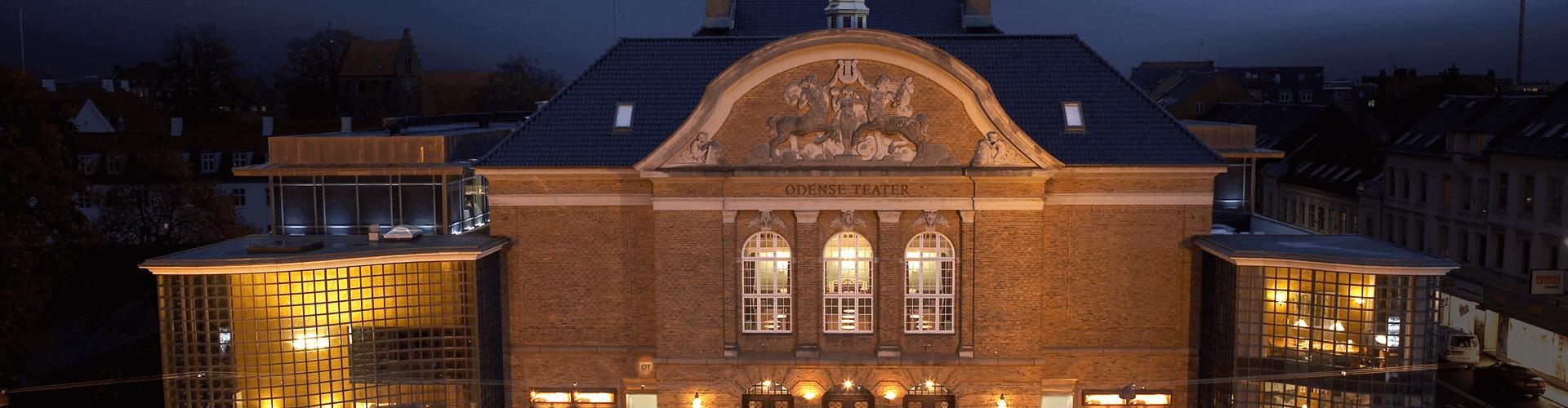 Odense Teater Billede